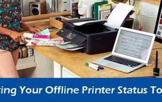 How To Bring Your Offline Printer Status To Online