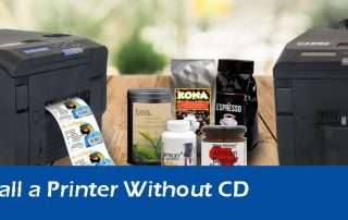 How to Install a Printer Without CD