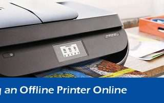 How to Bring an Offline Printer Online
