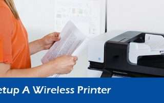 How to Setup A Wireless Printer