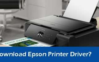 How to Download Epson Printer Driver