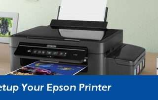 How to Setup Your Epson Printer
