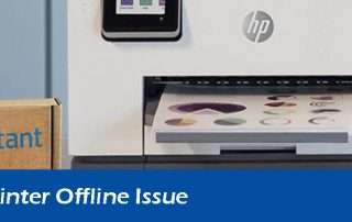 Fix an HP Printer Offline Issue