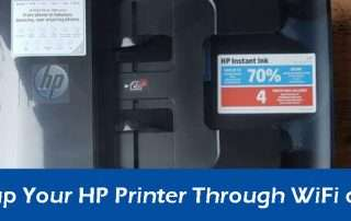 How to Setup Your HP Printer Through WiFi on Mac