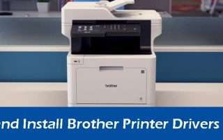How to Download and Install Brother Printer Drivers Easily!