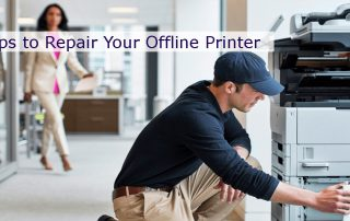 5 Steps to Repair Your Offline Printer