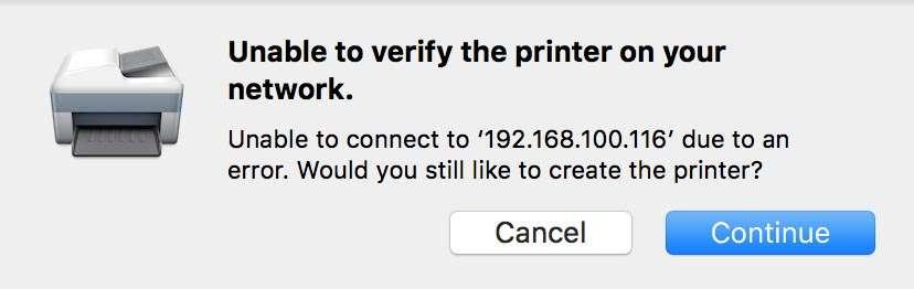 How to Troubleshoot 'Printer Not Responding' Error on Mac or IOS